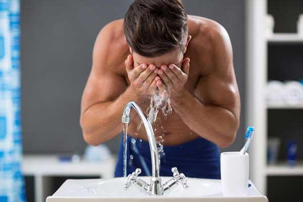 Impianto idraulico del bagno