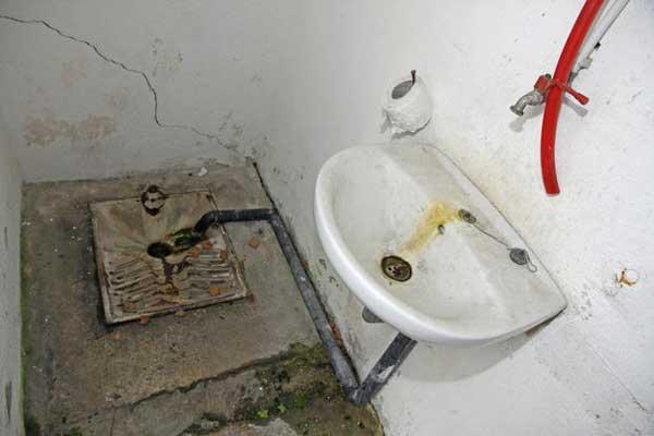 Impianto idraulico del bagno - Impianto idraulico casa ...