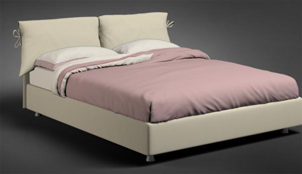 Biancheria per il letto Taylor di Flou