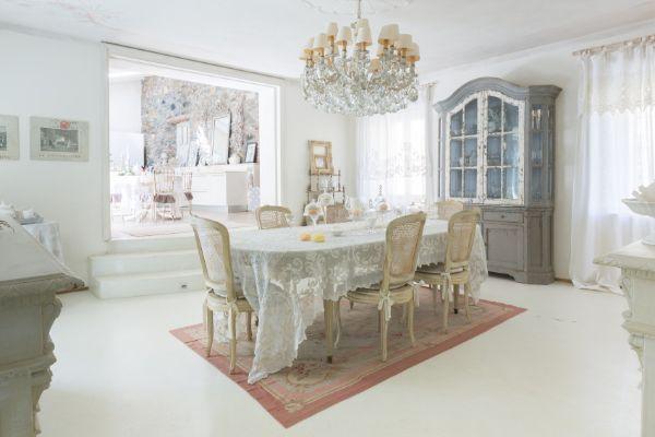 Arredare la casa consigli per risparmiare - Casa stile shabby chic ...