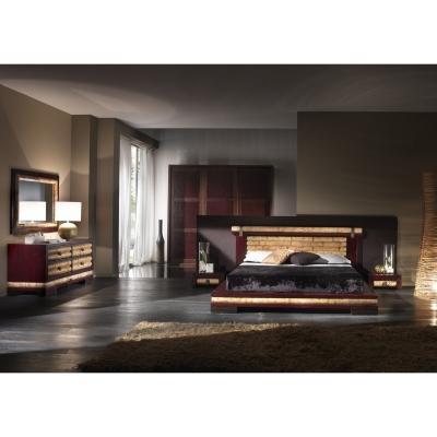 Camera da letto in bamboo Negozio del Giunco