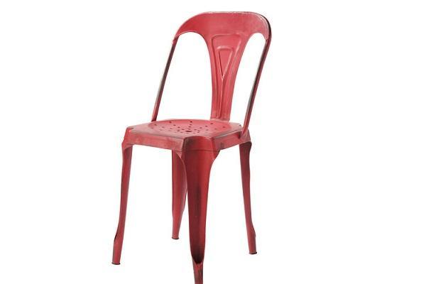 Sedia Multipl's rossa di Maisons du Monde
