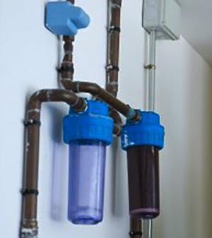 Filtri impianto idraulico