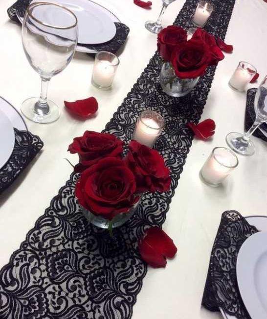 Idee per san valentino ragali decorazioni e dolci - Idee tavola san valentino ...