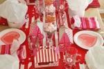 Decorazione per la tavola di Catch My Party