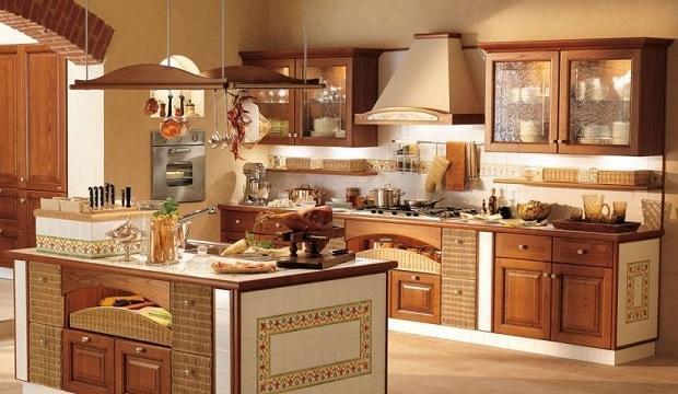 Foto - Cucina in muratura