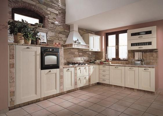 Cucina in muratura - Immagini cucine muratura ...