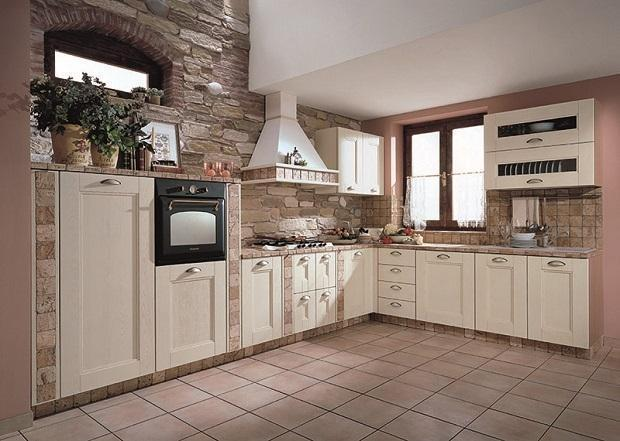 Foto cucina in muratura - Immagini cucina in muratura ...