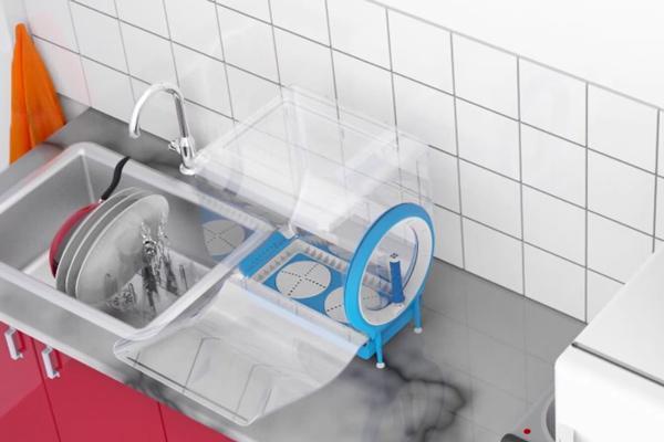 Circo Indipendent Diswasher, la lavastoviglie a mano