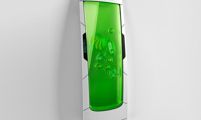 Bio Robot Refrigerator, il frigo che va senza corrente