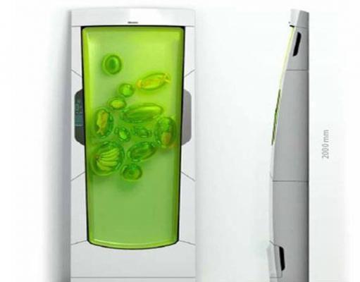 Il frigorifero senza corrente Bio Robot Refrigerator