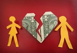 divorzio e divisione