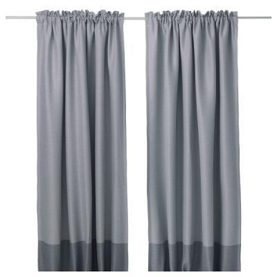 Tenda oscurante a due teli Marjun di Ikea