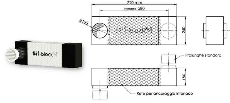 Foto fori di ventilazione per cucina - Ventilazione cucina ...
