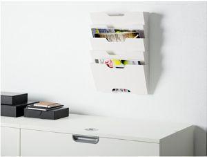 Portariviste da parete Kvissle di Ikea