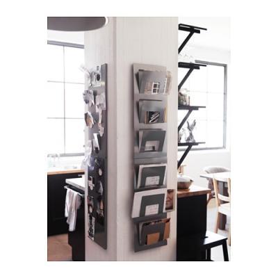 portariviste da parete idee di design e riciclo creativo. Black Bedroom Furniture Sets. Home Design Ideas