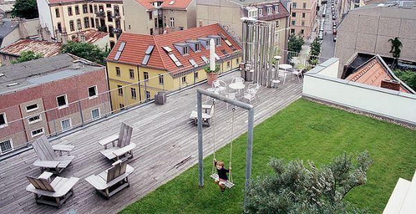 Soluzioni tetti verde Climagrün