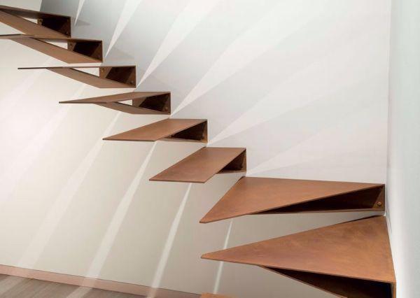 Scala da soppalco Origami di Marretti