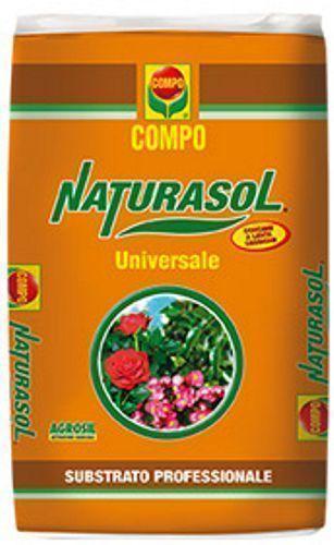 Il terriccio universale Naturalsol di Compo