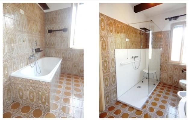 Sostituzione vasca con doccia - Da vasca da bagno a doccia ...
