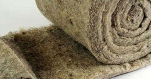 Pannelli isolanti in lana di pecora di BetonWood