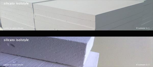 Pannelli isolanti in calcio silicato di ISOLSTYLE SRL