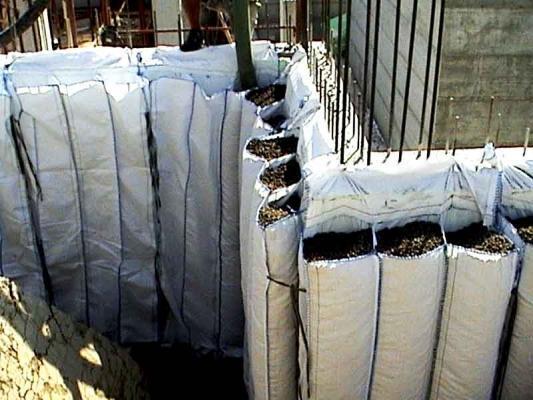 Pannelli isolanti in argilla espansa di LATERLITE SPA