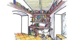 Librerie su misura: soluzioni progettuali