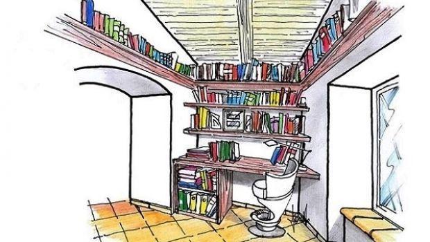Idee progettuali per librerie su misura