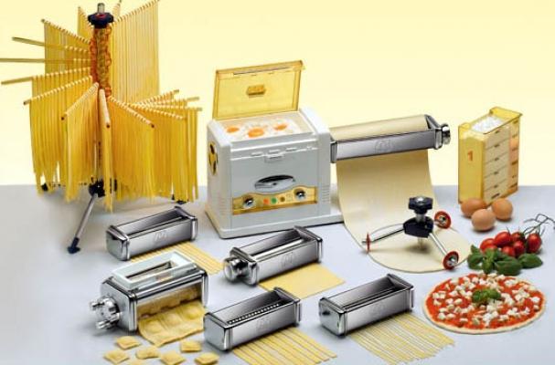 Gamma intera macchina per pasta e accessori di Marcato
