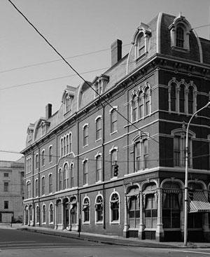 Immagine del Palazzo Woodman by Wikipedia