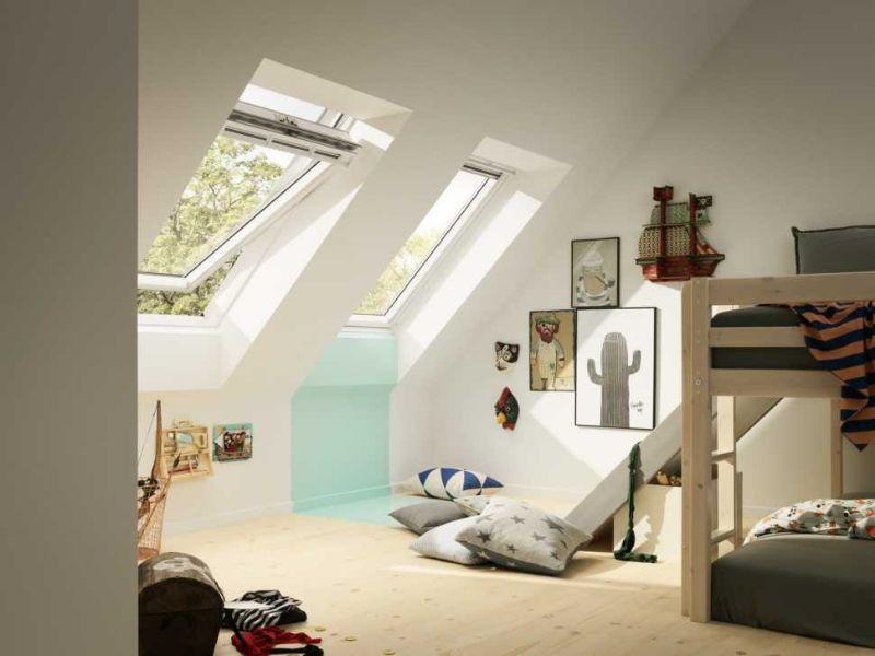 Finestre tetti per mansarde di Velux