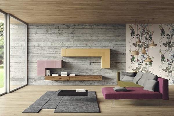 Tappeti Soggiorno Moderni ~ Idee per il design della casa