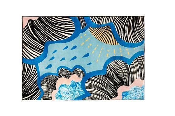 Tappeto Doftranka di Ikea