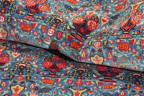 Foto tappeto per soggiorno - Tappeti persiani milano ...