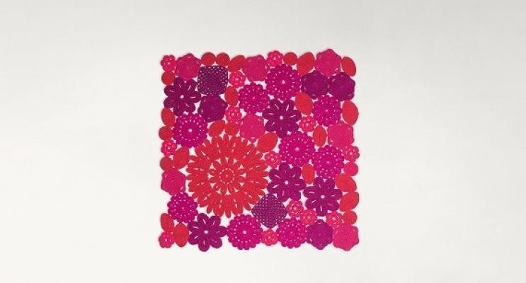 Tappeto Crochet di Paola Lenti