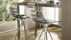 Stool caicolor fashion dining chair coffee bar sgabelli nordic