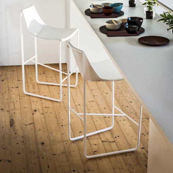 Sgabello cucina design top set sgabelli per cucina e bar - Sgabelli moderni per cucina ...