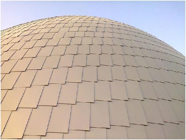Rivestimenti metallici facciata di HEDAR