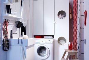 Mobili low cost per la lavanderia di Ikea
