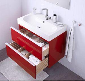 Mobile bagno serie Godmorgon di Ikea