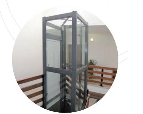 Piattaforma elevatrice minimo ingombro di Otis Homelift