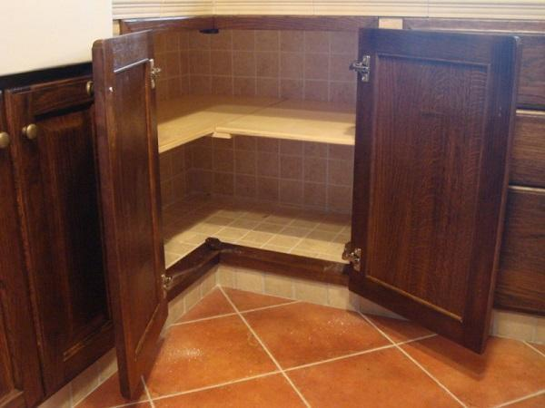 Zoccolature cucina - Ante in legno per cucina ...