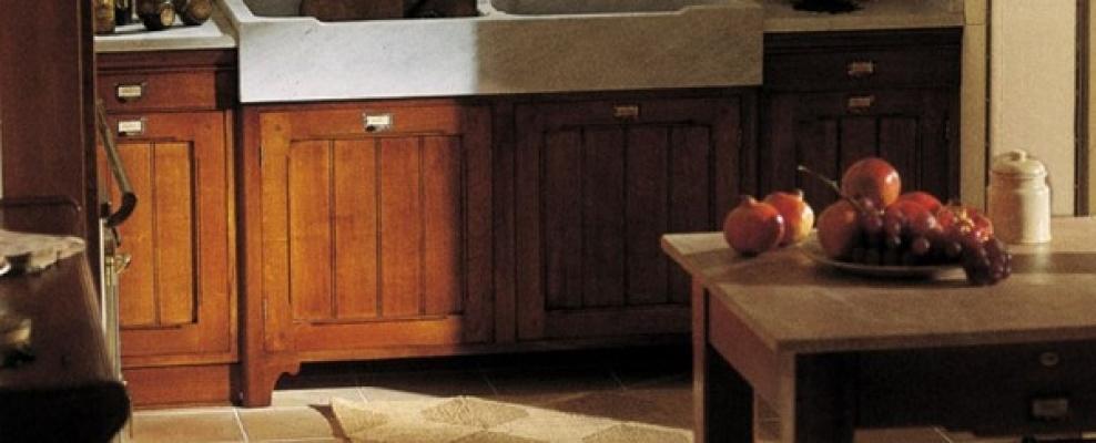Zoccolature in cucina: Marchi, Hemingway con zoccolo misto