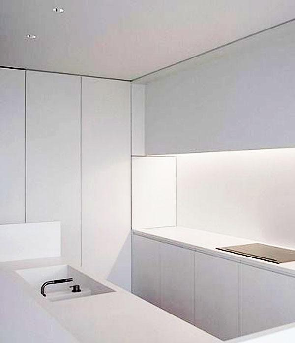 Rivestimento in corian by interioresminimalistas.com