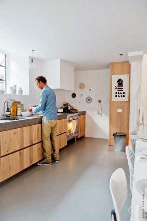 Proteggere la fascia di tamponamento cucina con la resina - Immagine by theorangedeer.it