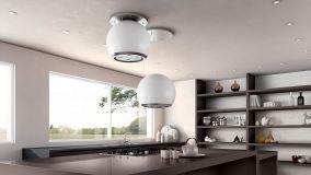 Stop all'odore di cibo per casa con le nuove cappe da cucina