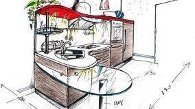 Idea bancone cucina