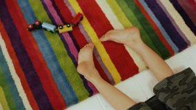 La cura dei tappeti in fai da te