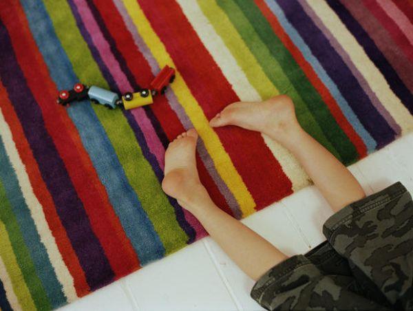 Cura dei tappeti